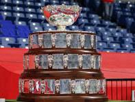 Le saladier d'argent de la Coupe Davis de l'édition 2013