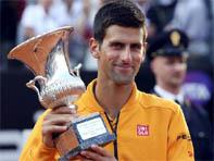 La victoire du serbe Novak Djokovic à Rome 2015, un bon augure pour Roland Garros
